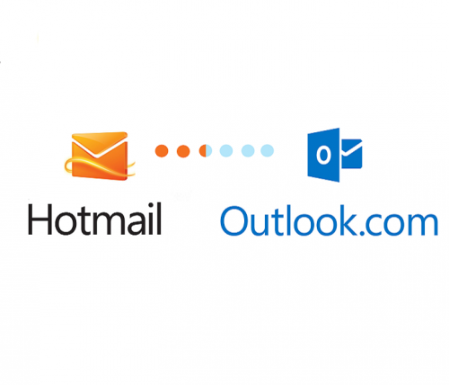 E-mail Hotmail 1