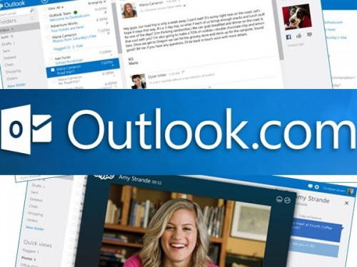 E-mail Hotmail 4